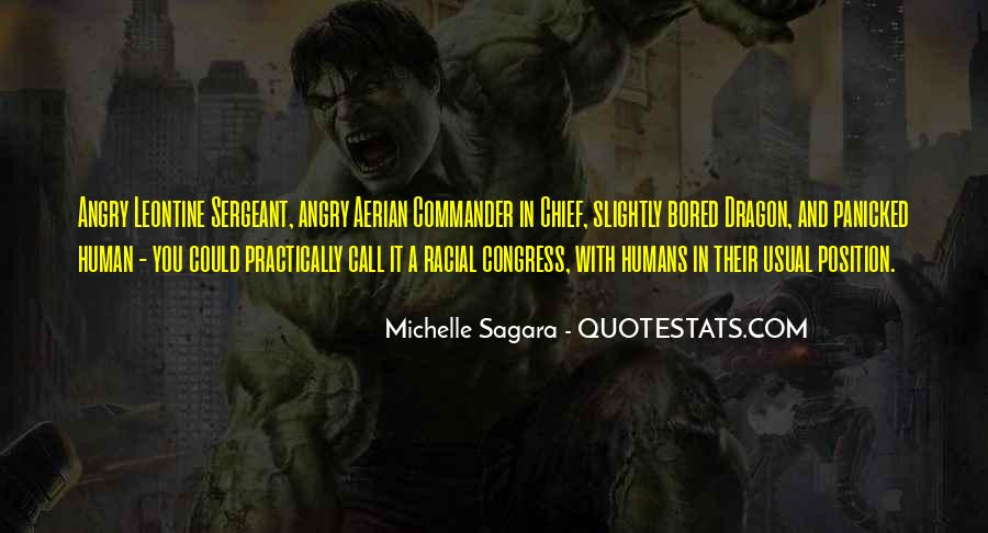 Michelle Sagara Quotes #14242