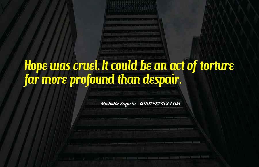Michelle Sagara Quotes #1486068