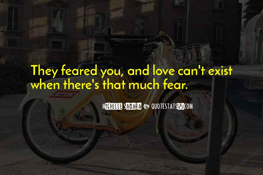 Michelle Sagara Quotes #1489662