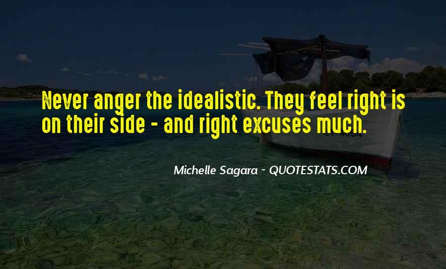Michelle Sagara Quotes #1529942