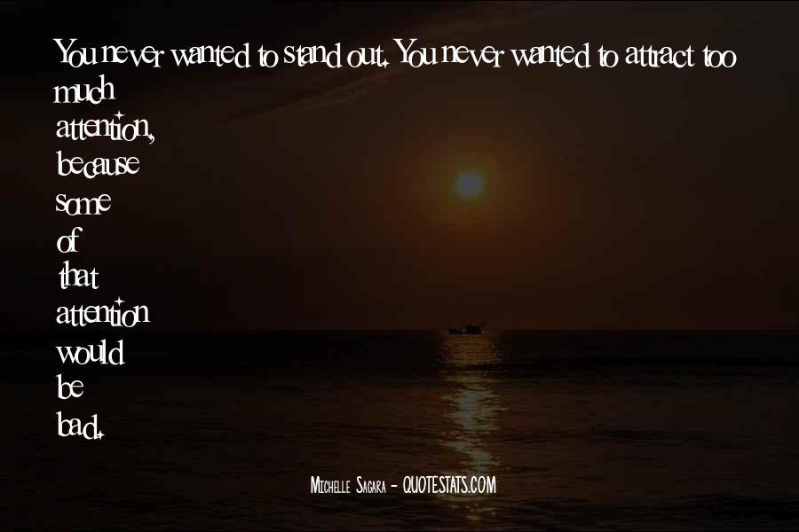 Michelle Sagara Quotes #156875