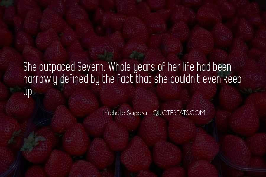 Michelle Sagara Quotes #1693771