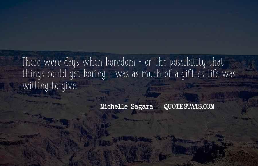 Michelle Sagara Quotes #1803089