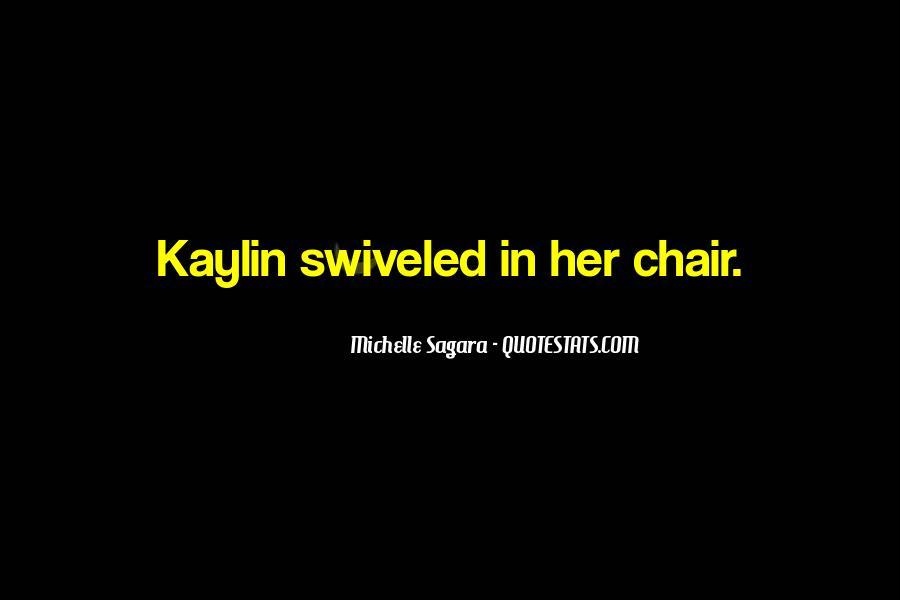 Michelle Sagara Quotes #573388