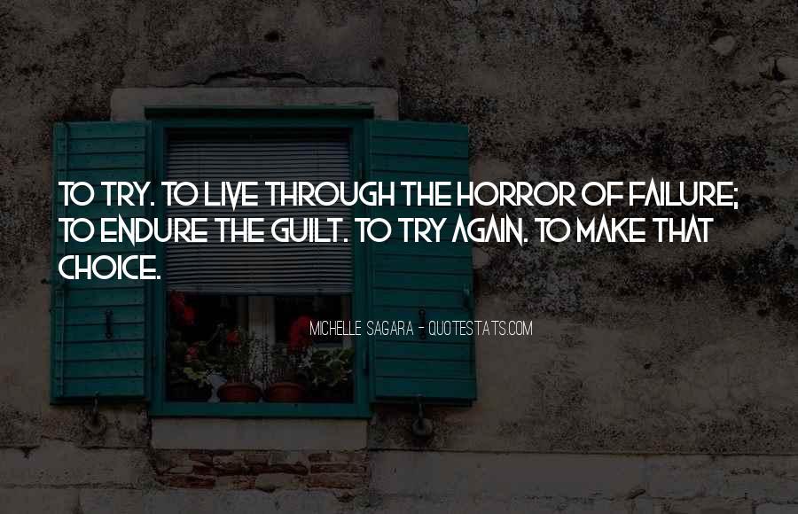 Michelle Sagara Quotes #703615