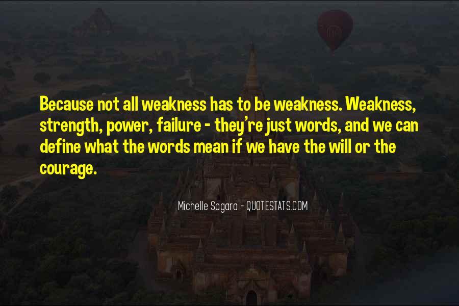 Michelle Sagara Quotes #719372