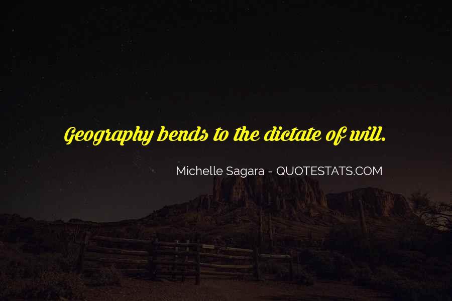 Michelle Sagara Quotes #792706