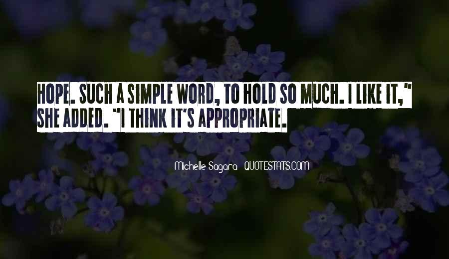Michelle Sagara Quotes #831315