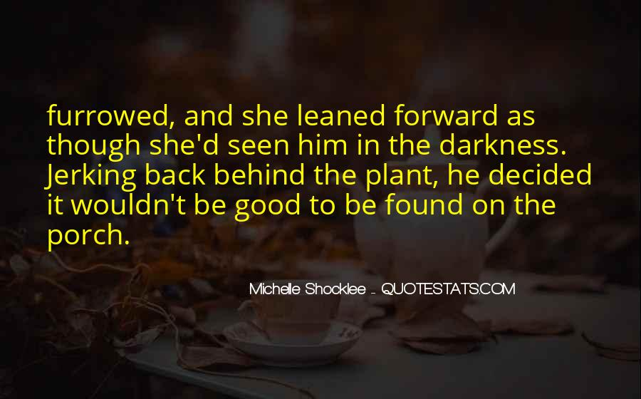 Michelle Shocklee Quotes #1129093
