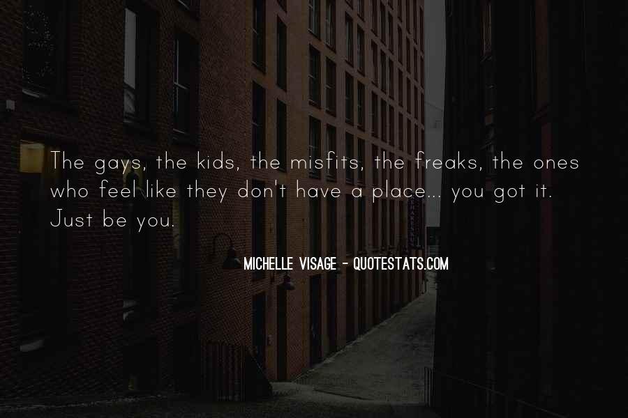 Michelle Visage Quotes #1659136