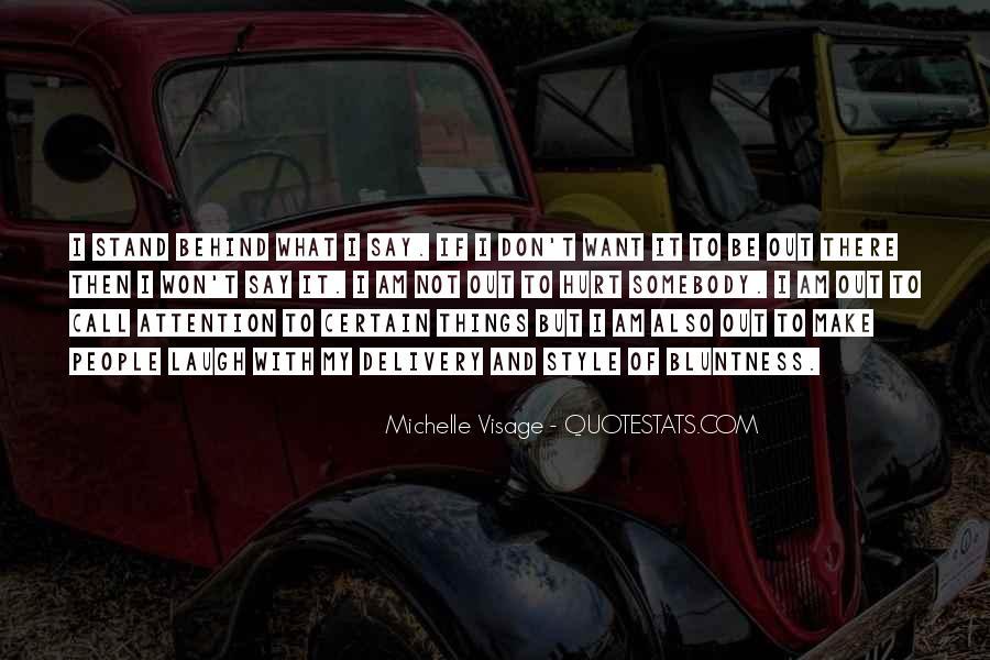 Michelle Visage Quotes #67230
