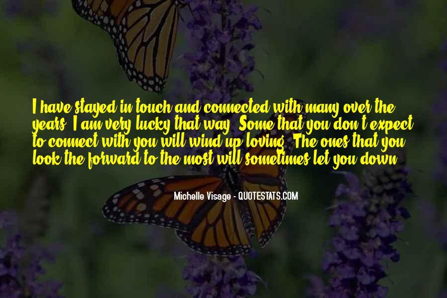 Michelle Visage Quotes #990415