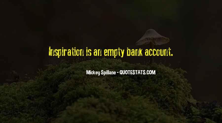 Mickey Spillane Quotes #1582855