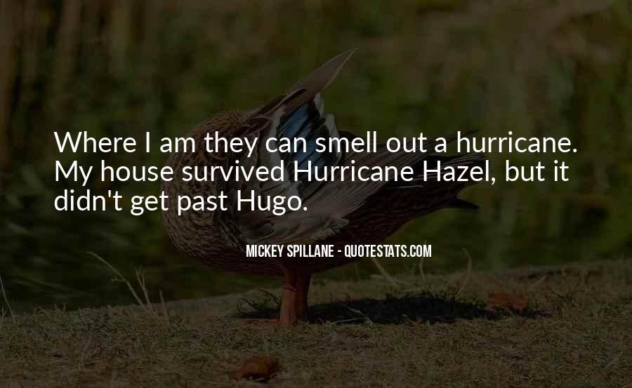 Mickey Spillane Quotes #375066