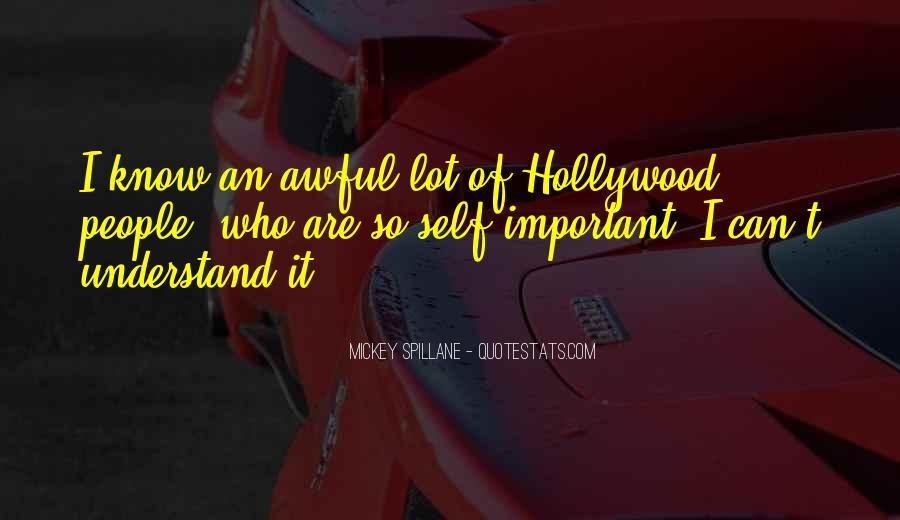 Mickey Spillane Quotes #441525
