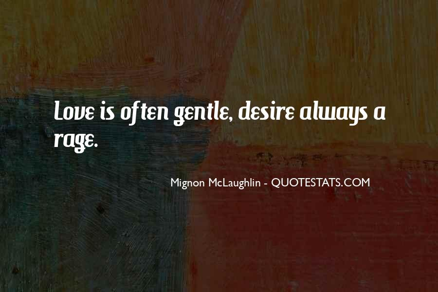 Mignon McLaughlin Quotes #1050233