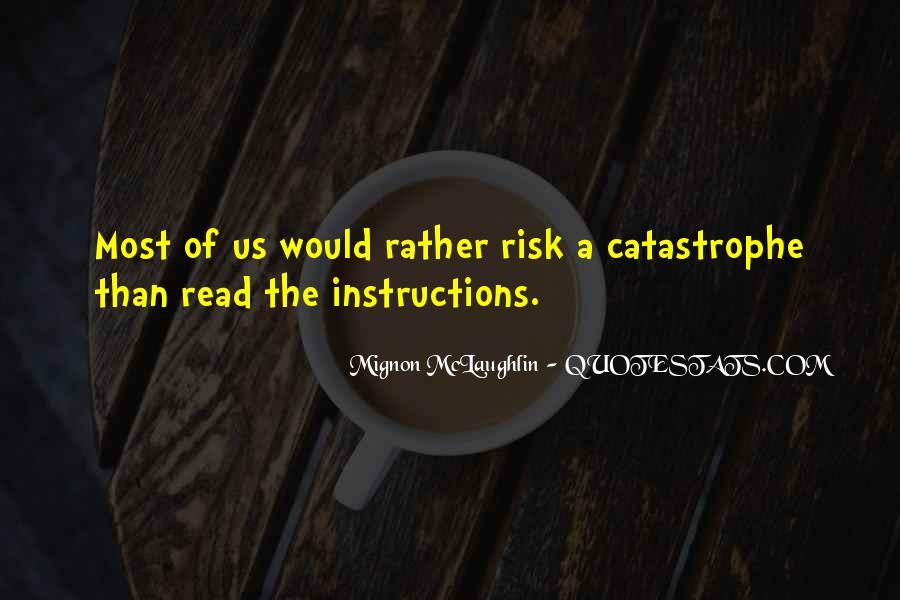 Mignon McLaughlin Quotes #1105192