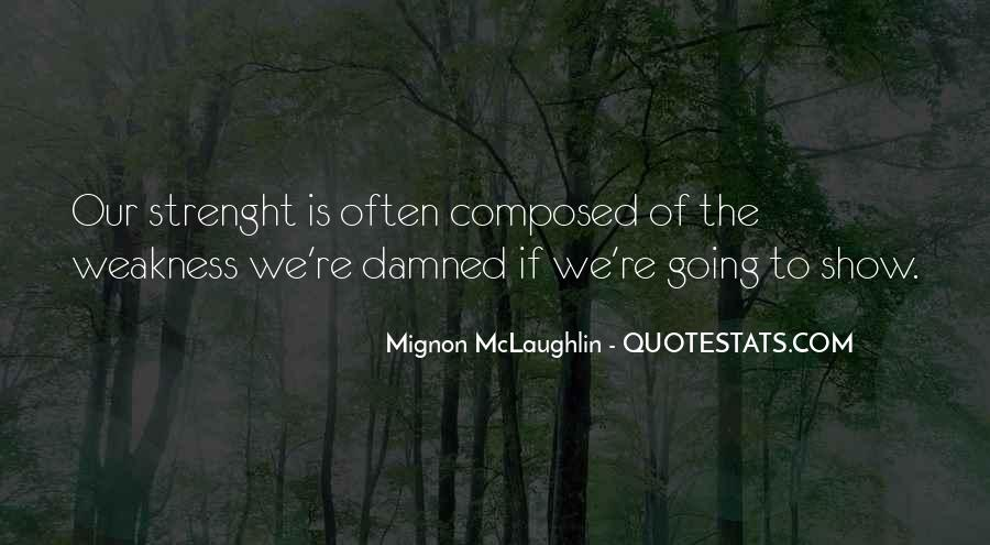 Mignon McLaughlin Quotes #1179715