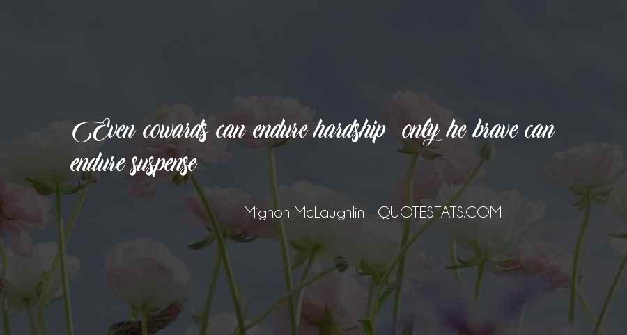 Mignon McLaughlin Quotes #1221881