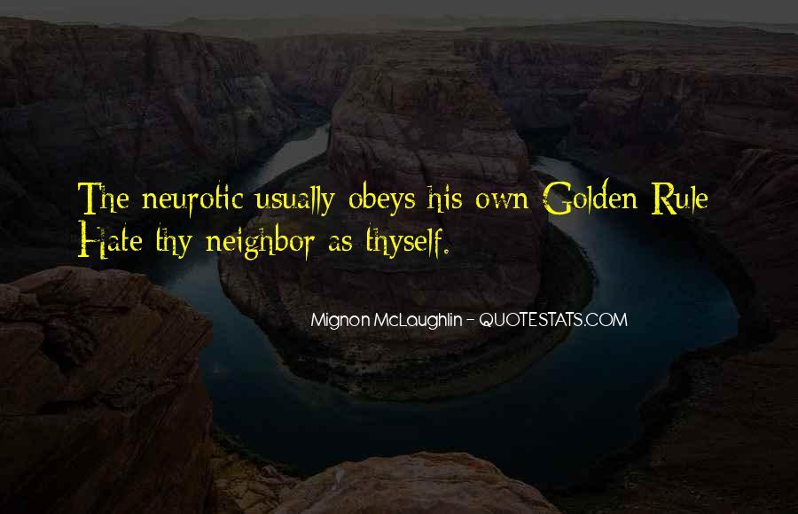 Mignon McLaughlin Quotes #1505462