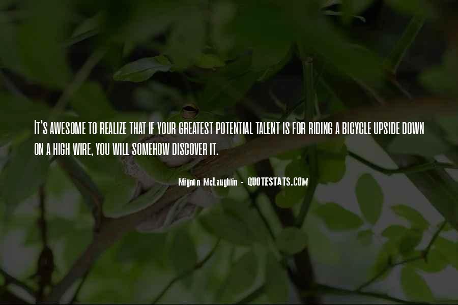 Mignon McLaughlin Quotes #1567565