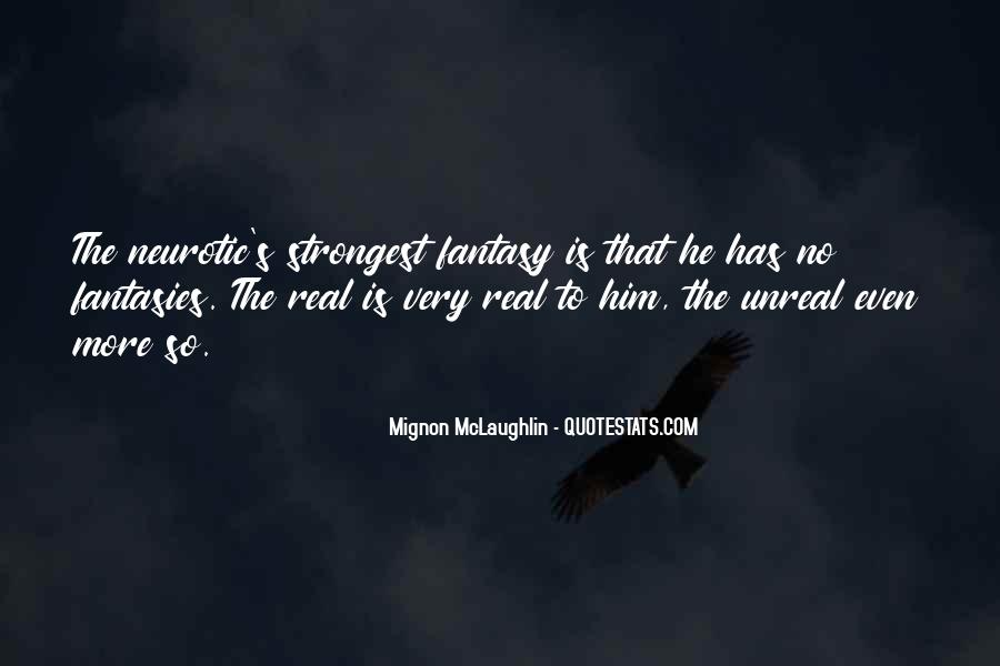 Mignon McLaughlin Quotes #1756743
