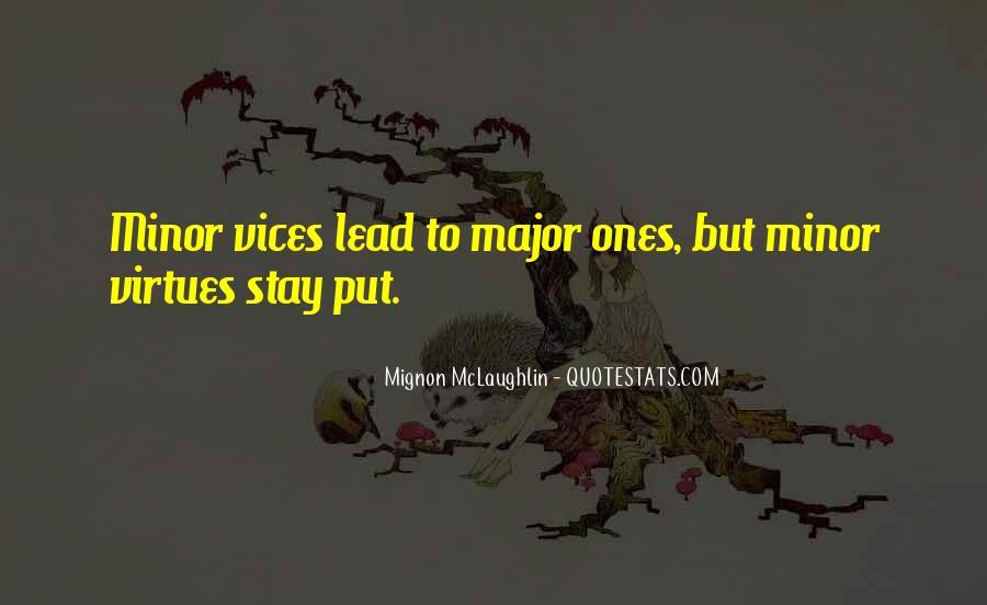 Mignon McLaughlin Quotes #1857116