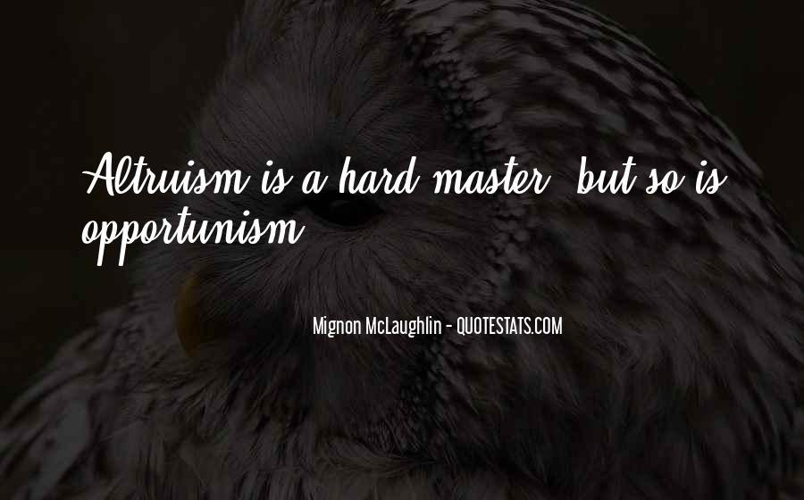 Mignon McLaughlin Quotes #369701