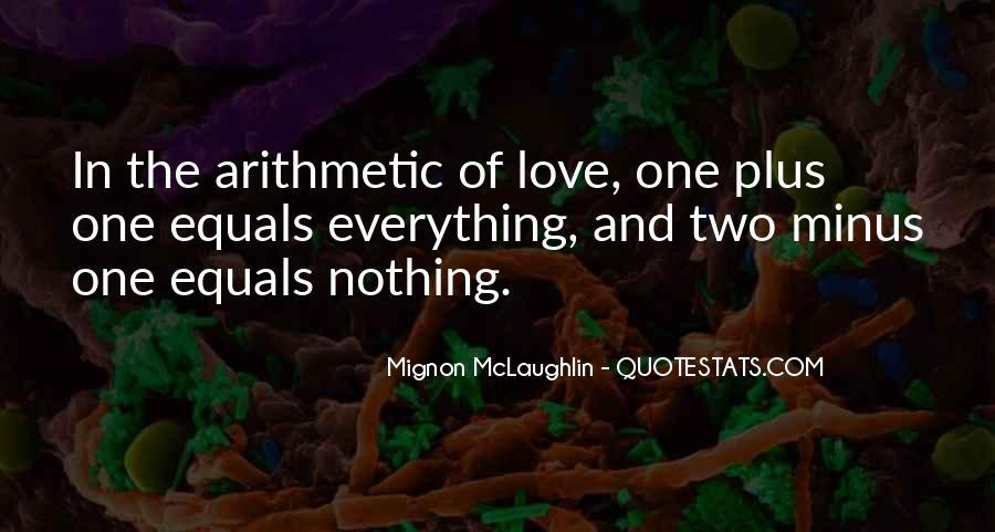 Mignon McLaughlin Quotes #383847