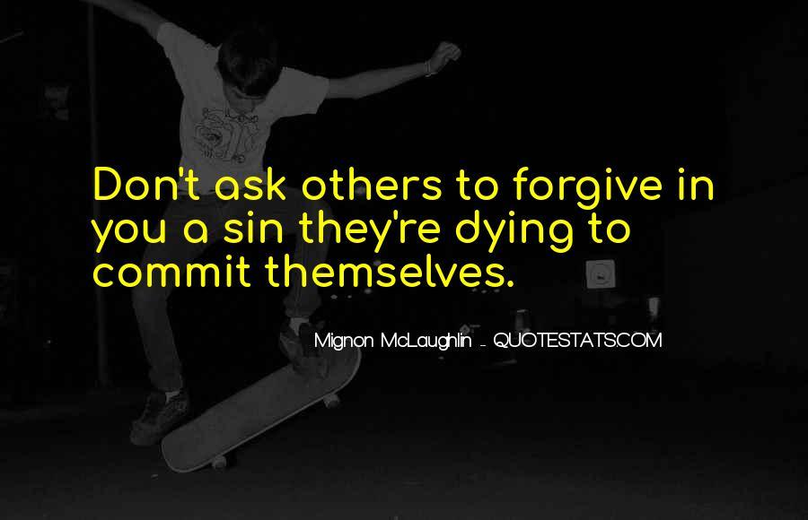 Mignon McLaughlin Quotes #461798