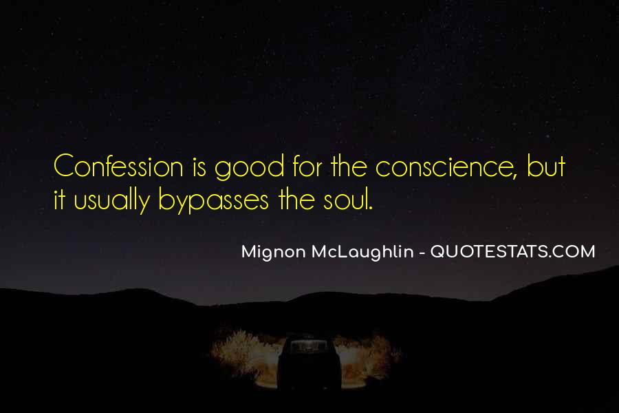 Mignon McLaughlin Quotes #569404