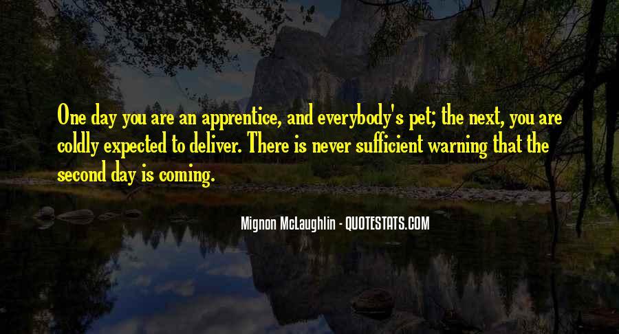 Mignon McLaughlin Quotes #570730