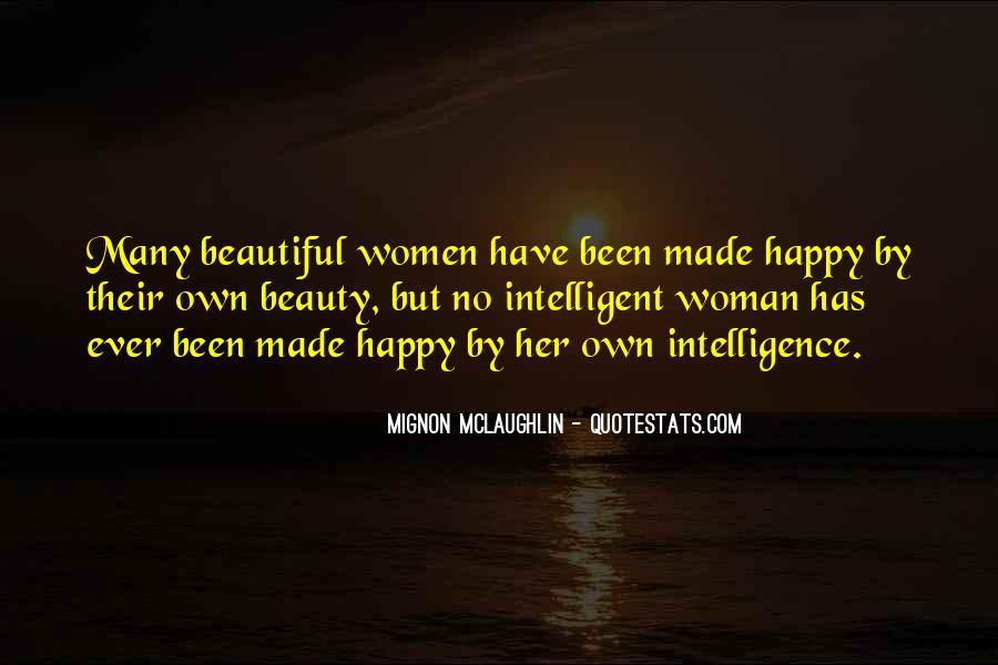 Mignon McLaughlin Quotes #606810