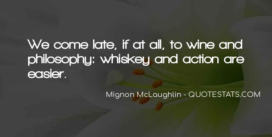 Mignon McLaughlin Quotes #859795