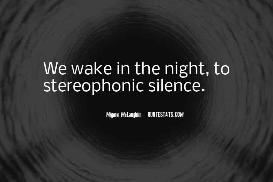 Mignon McLaughlin Quotes #865957