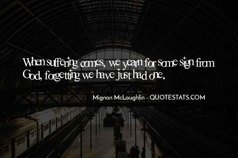 Mignon McLaughlin Quotes #916783