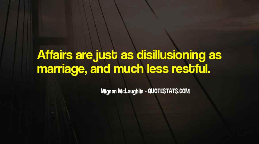 Mignon McLaughlin Quotes #966904