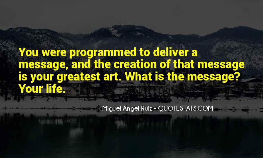 Miguel Angel Ruiz Quotes #113239