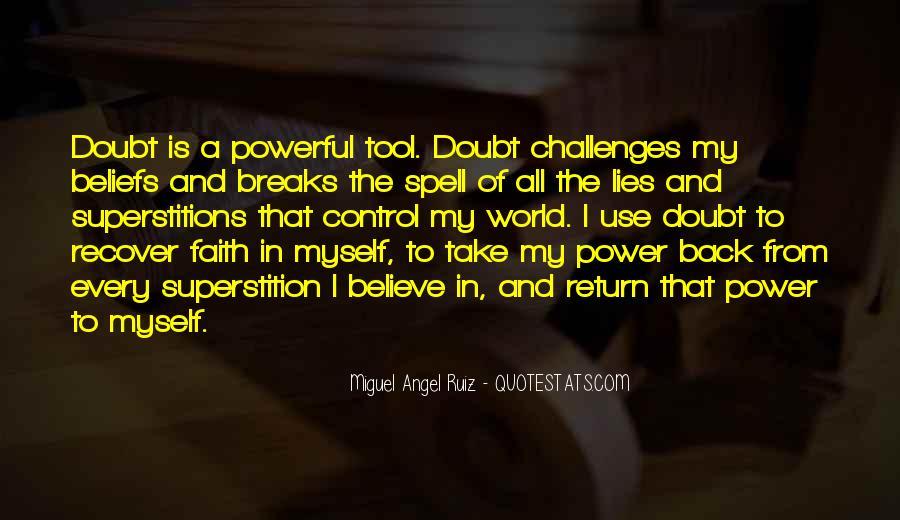 Miguel Angel Ruiz Quotes #1256833