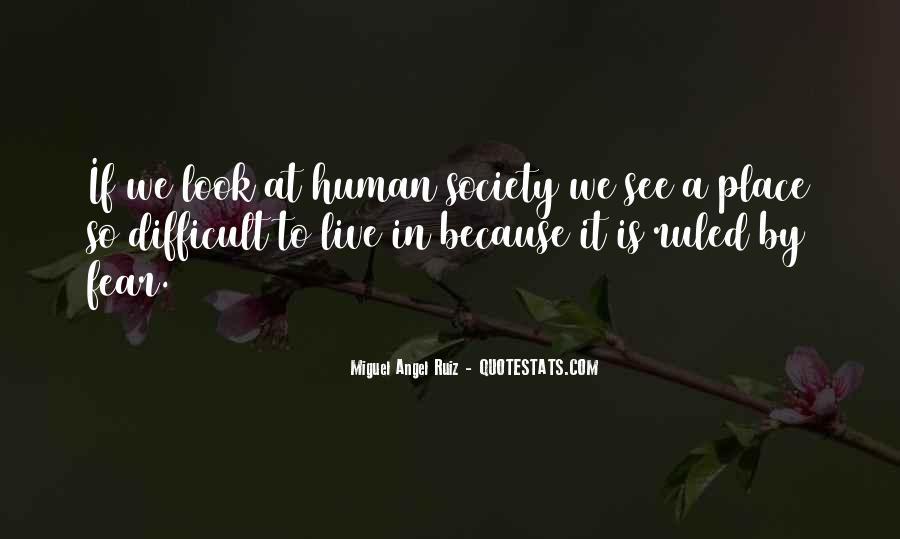 Miguel Angel Ruiz Quotes #154526