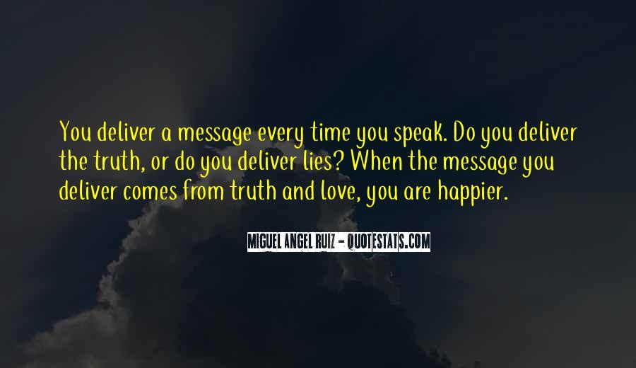 Miguel Angel Ruiz Quotes #1640681