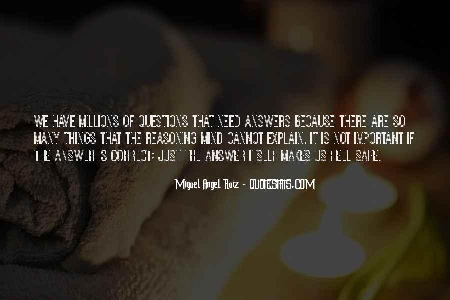 Miguel Angel Ruiz Quotes #1712120