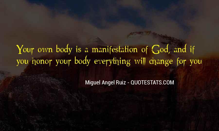 Miguel Angel Ruiz Quotes #1842507