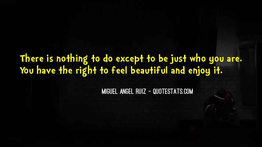 Miguel Angel Ruiz Quotes #291827