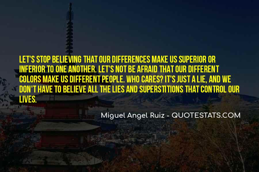 Miguel Angel Ruiz Quotes #594159