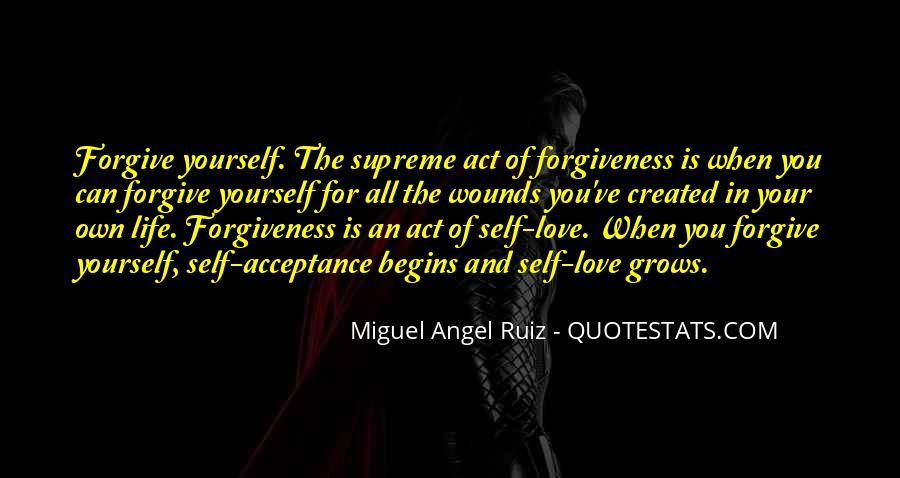 Miguel Angel Ruiz Quotes #70379