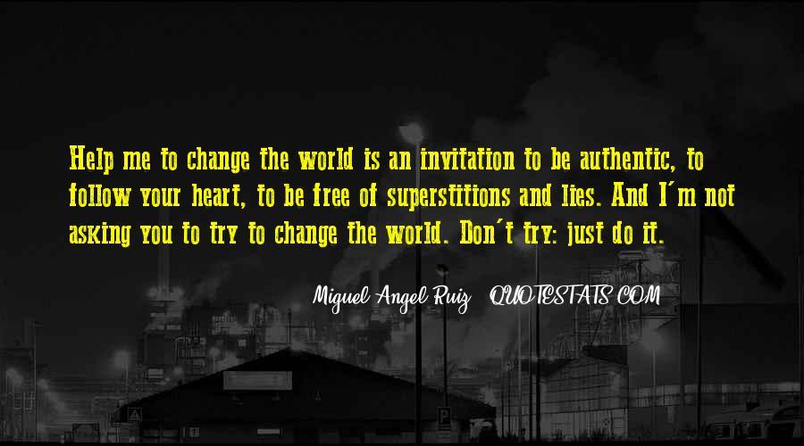 Miguel Angel Ruiz Quotes #807641