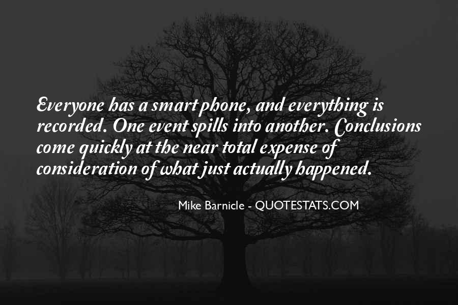 Mike Barnicle Quotes #1595767