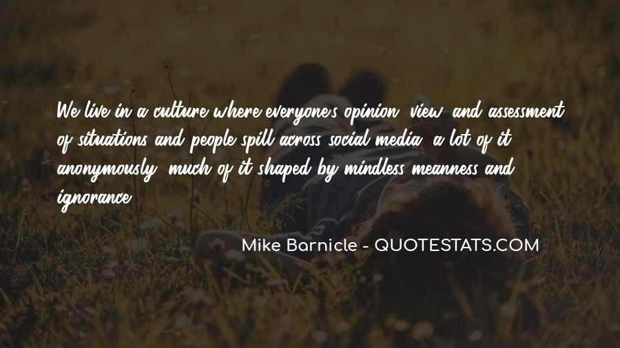 Mike Barnicle Quotes #995557