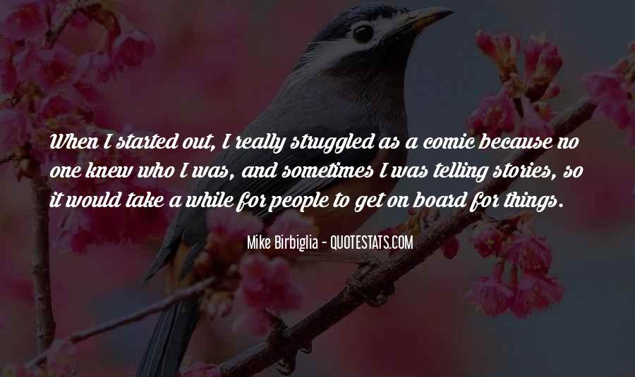 Mike Birbiglia Quotes #137247